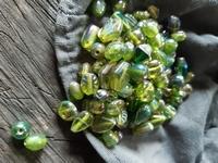 Groene lustermix