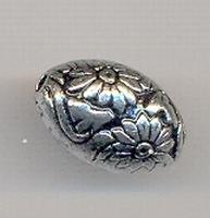 Ovalen kraal bloem