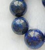 Lapis lazuli A kwaliteit snoer