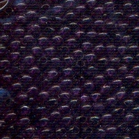 Ronde acryl kraal helder amethist paars