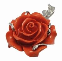 Ronde acryl kraal helder donker groen