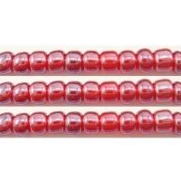 heldere kraal rood een beetje mat