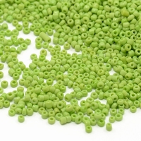 Opaque mint groen