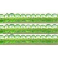 Heldere Groene kraal luster