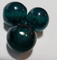 Turquoise kraal helder