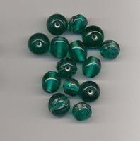 Turquoise mix helder