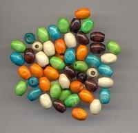 Mix kleuren Ovaal