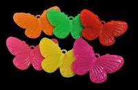 Hanger vlinder mix kleur