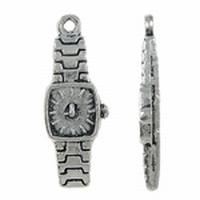 Horloge antiek zilver