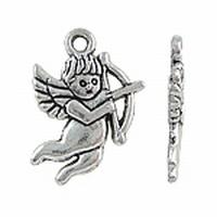 Cupido antiek zilver