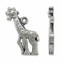 Giraf antiek zilver