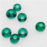 Turquoie/groen zilverfolie