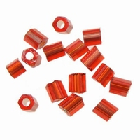 Rood/oranje zilverfolie