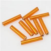 Oranje zilverfolie
