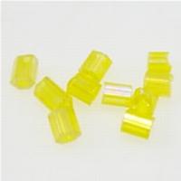 Buisje mini helder geel rainbow kleuren