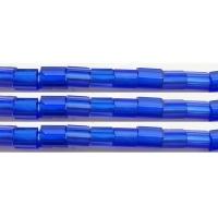 Buisle klein lila/blauw helder luster