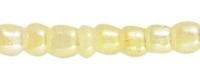 Parelmoer zacht geel opaque