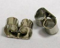 Achterkantje oorsteker platina