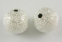 Kraal rond bewerkt antiek zilver