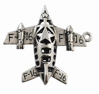 Robot antiek zilver 3D