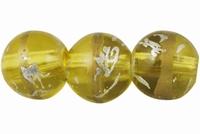 Goudgeel goud/zilver plated