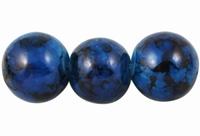 Blauw donker