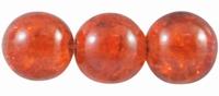 Donker oranje