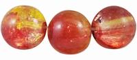 Oranje rood dubbelkleur