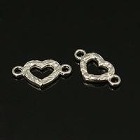 Hartje component zilver