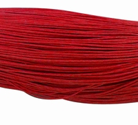 Wax draad red