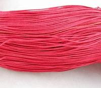 Wax draad Dark pink