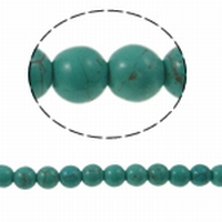 Turquoise rond 12
