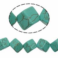 Turquoise blokjes