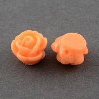 Roosje oranje