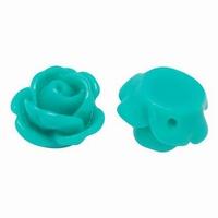 Roosje turquoise