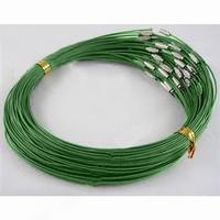 Spang met magneet sluiting groen