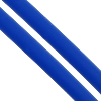 Rubber massief donker blauw 3