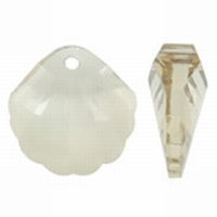 Imitatie Swarovski crystal topaas
