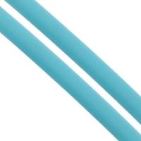 Rubber massief blauw 3