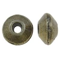Spacer rondel brons