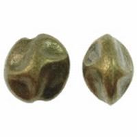 Kraal barrel brons