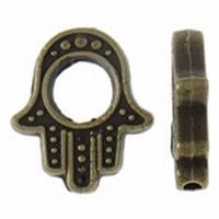 Hand van fatima brons doorsteker