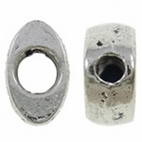 Eye antiek zilver doorsteker