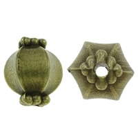 Kraal taps antiek brons