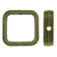 Frame vierkant antiek brons
