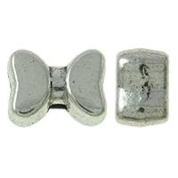 Strikje antiek zilver