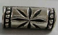 buis kraal iets ovaal antiek zilver