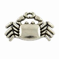 Krab antiek zilver