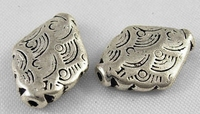 Wieber kraal antiek zilver