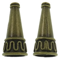 Kapje punt antiek brons
